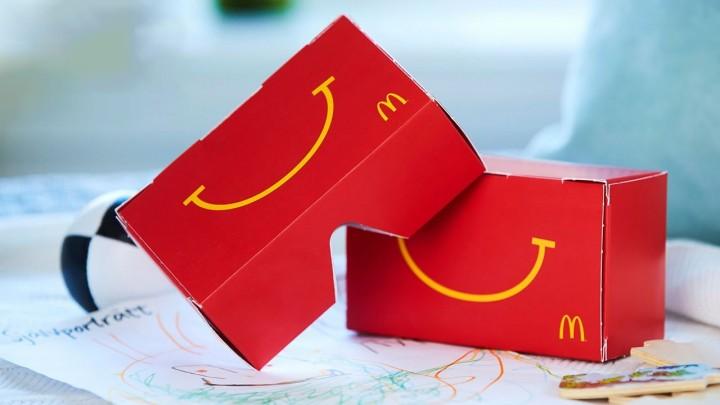 McDonalds Happy Meal 2