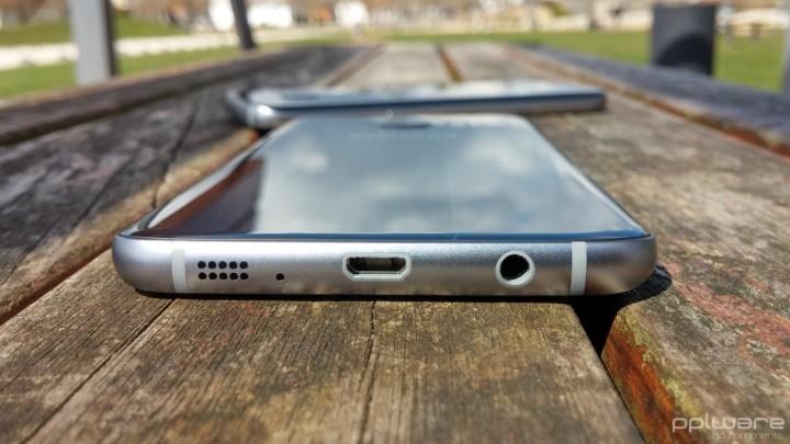 Samsung Galaxy S7 Edge - micro usb