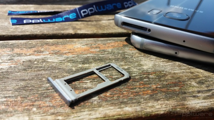 Samsung Galaxy S7 Edge - slot para cartões