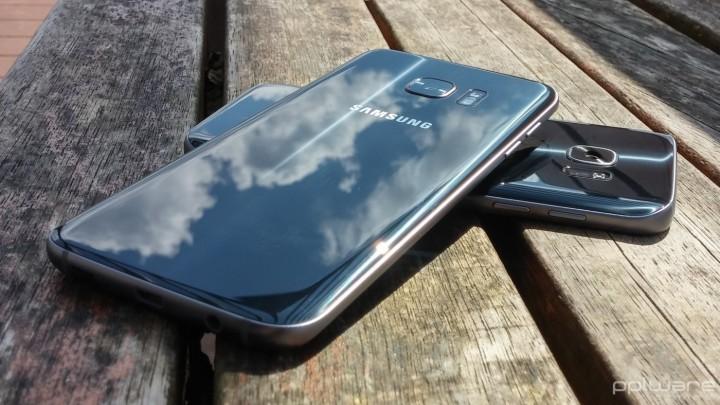 Samsung Galaxy S7 Edge - traseira