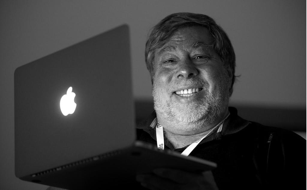 c1ad5b879ca Autor de várias declarações polémicas, Steve Wozniak continua a dar que  falar ao ser desinibido a dizer aquilo que pensa, de uma forma bem disposta.