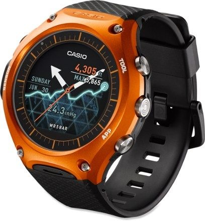 "Casio WSD-F10 – The ""Smart Watch"" Veteran Watch"