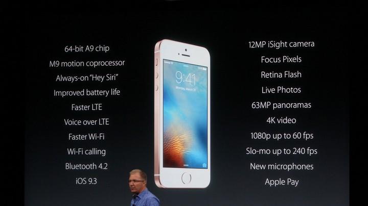iphone SE specs_1