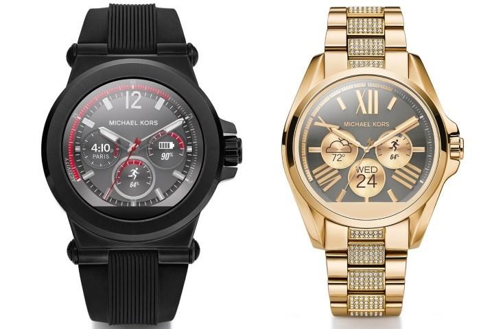 cba84873fae Michael Kors lança smartwatch de luxo - Pplware