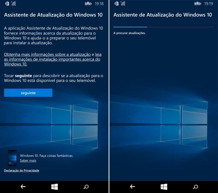 Windows 10 Mobile 3