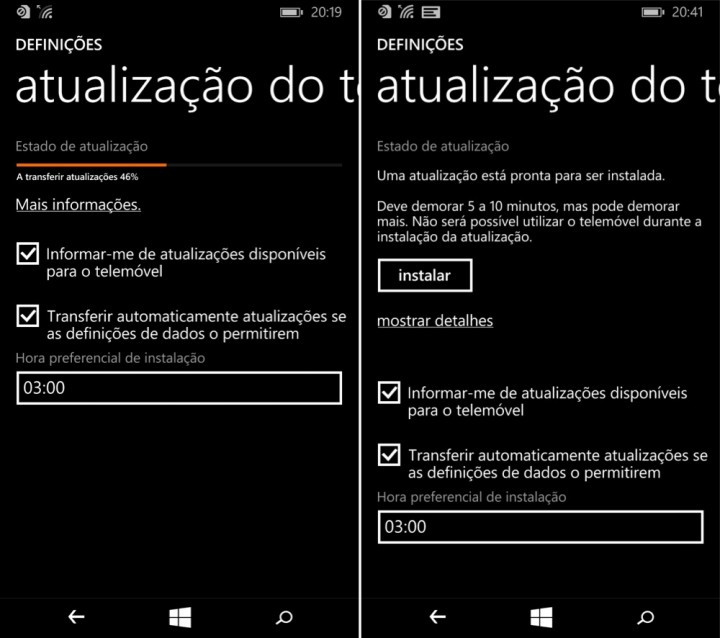 Windows 10 Mobile 6