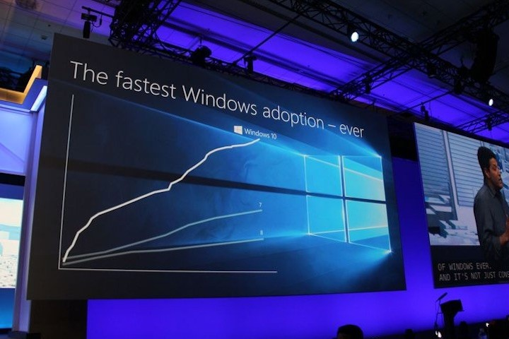 Windows 10 adesão