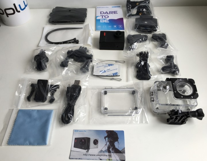 Elephone Explorer Pro 4K 01