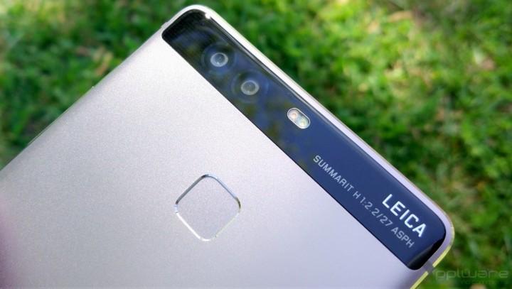 Huawei P9 - Câmaras