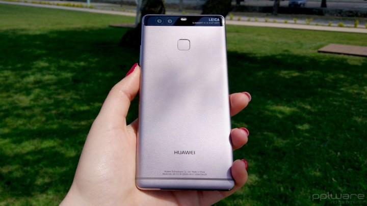 Huawei P9 - Traseira