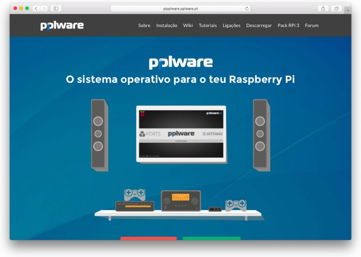 Pipplware webpage