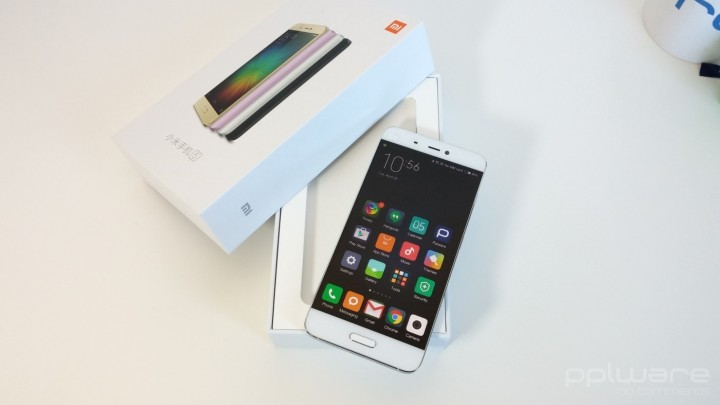 Xiaomi Mi5 - Ecrã