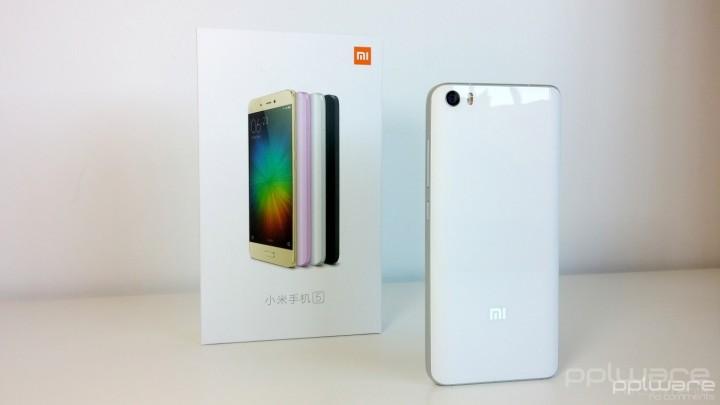 Xiaomi Mi5 - Traseira