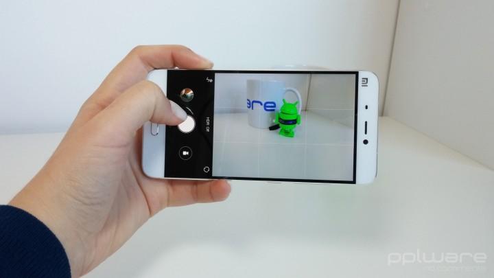 Xiaomi Mi5 - câmara (app)