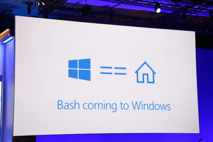 Windows 10 Bash