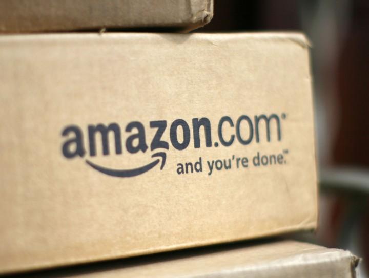 Amazon dá lucro a cliente portuguesa