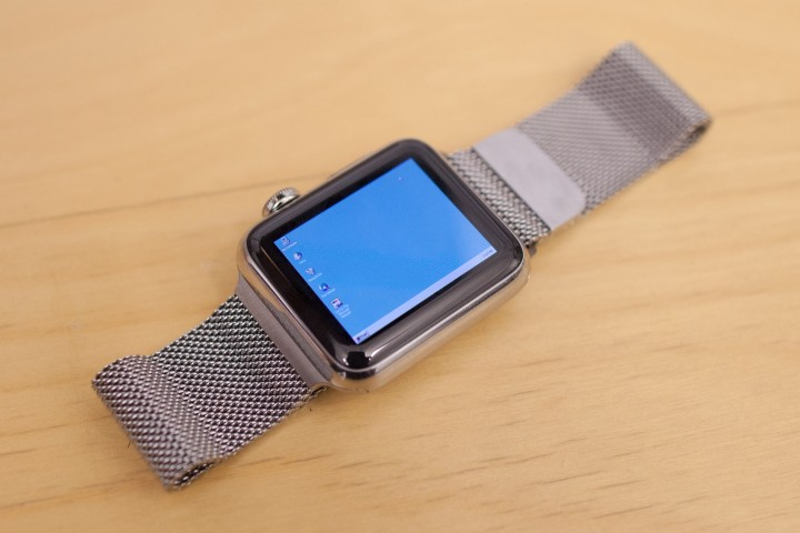 Já podemos instalar o Windows 95 no Apple Watch