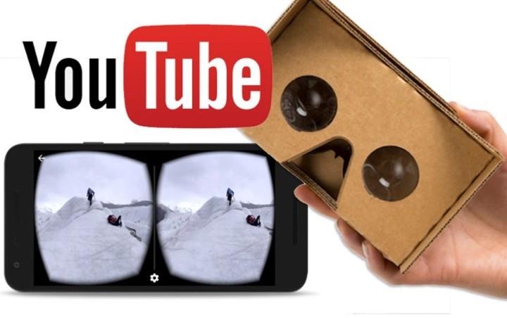YouTube 360º