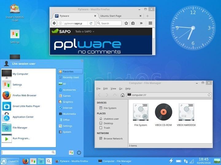 a8d07a4e808 TOP 5 – Distribuições Linux que podem substituir o Windows 10 - Pplware