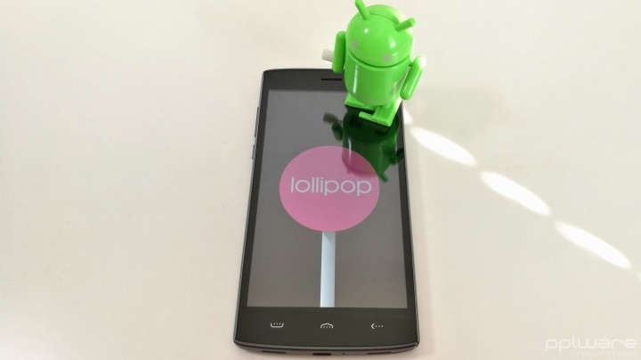 Homtom HT7 - Android