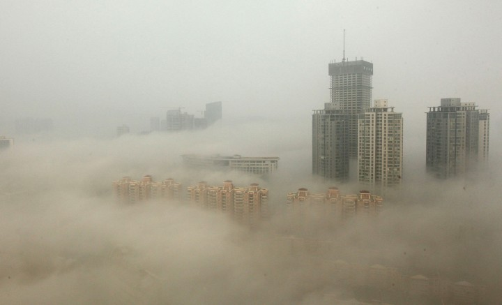 OMS: 80% dos moradores das cidades no mundo, respiram mau ar
