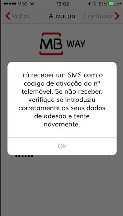 Mb way carregar telemovel
