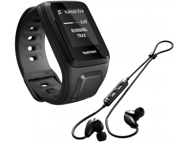 54db0b5dd96 Análise  Relógio TomTom Spark Cardio+Music GPS Fitness