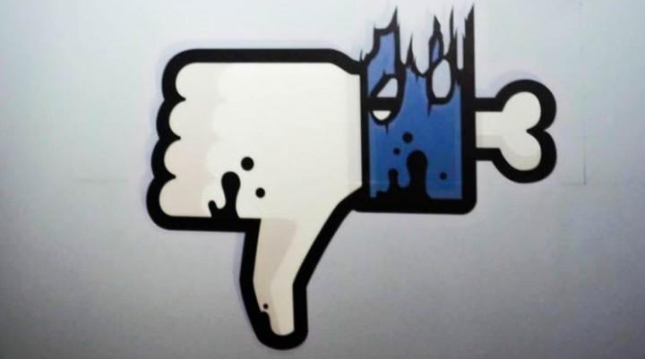 Odio nas redes sociais