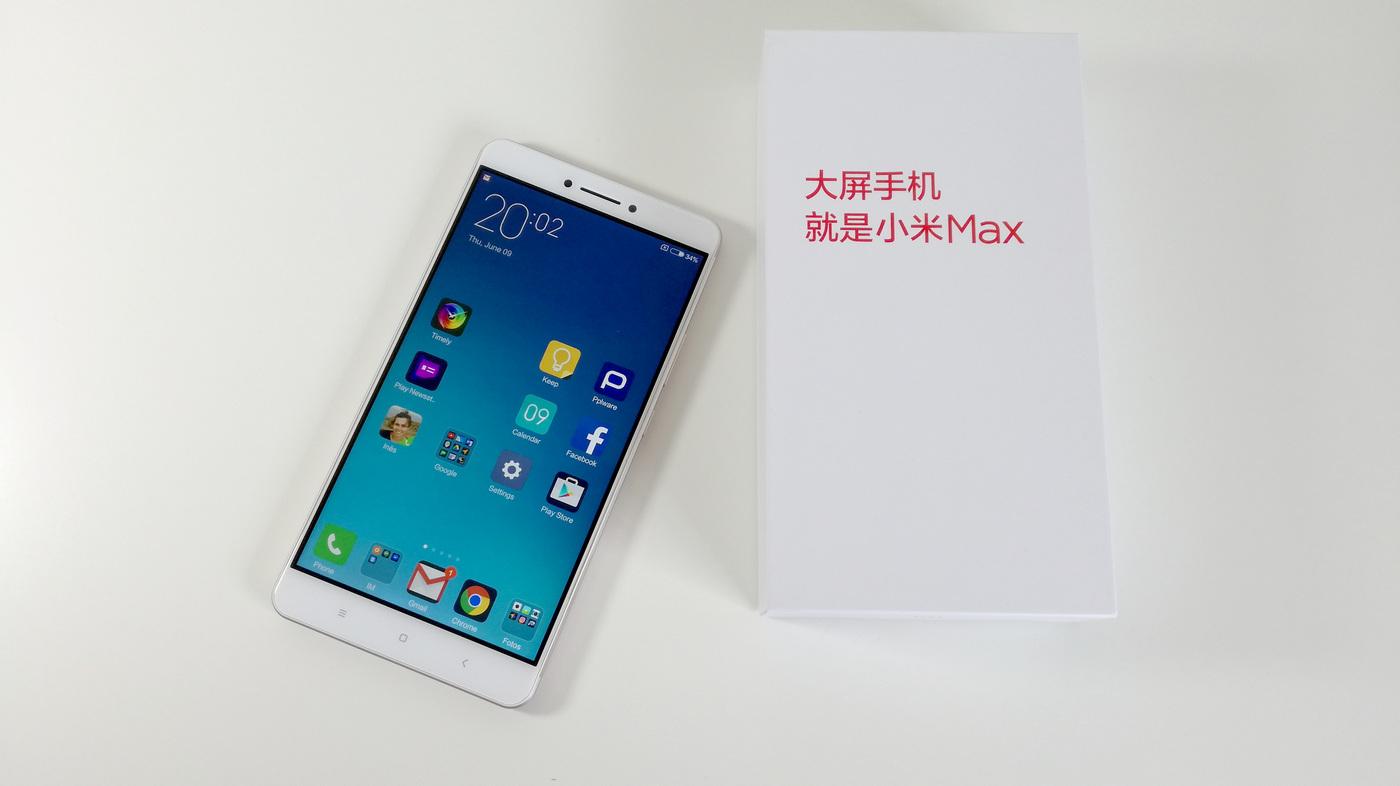 Unboxing E Primeiras Impressões Do Xiaomi Redmi Note 4: Unboxing: Mi Max, O Grande Phablet Da Xiaomi