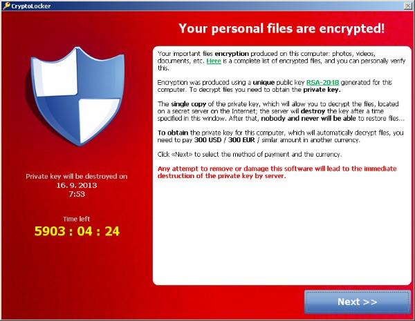 Ransomware: Sabe o que é e como se previne?