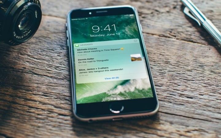 iOS 10 Kernel