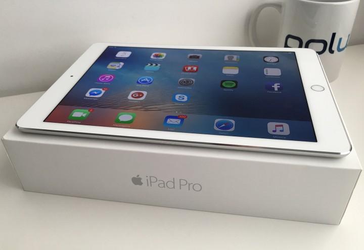"""iPad Pro de 9.7"""": Apple lançou actualização da versão iOS 9.3.2"""