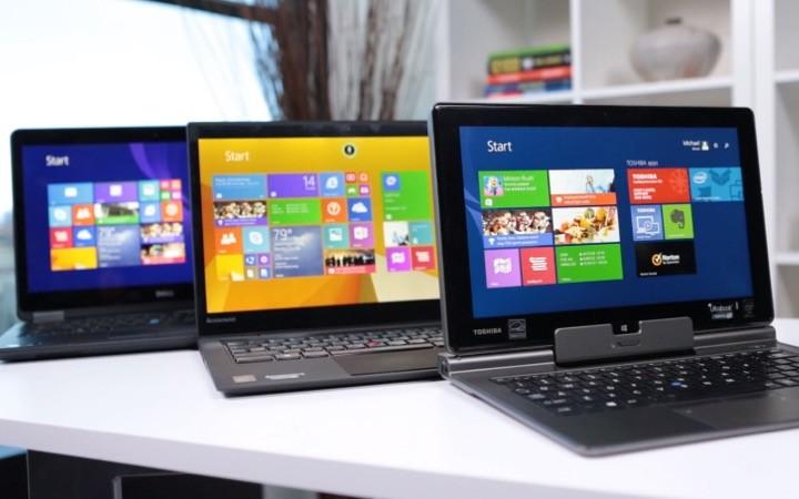 Softwares de actualização portátil