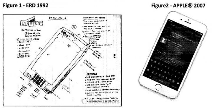 iPhone não foi criado pela Apple? Americano quer 10 mil milhões