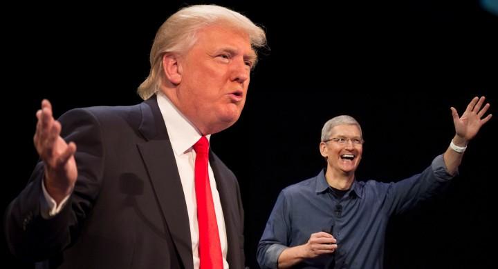 Donald Trump: Apple não quer os seus Macs na sua campanha