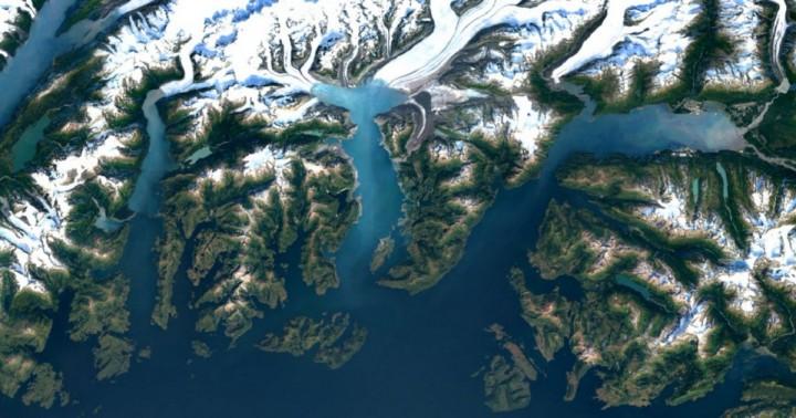 Landsat 8 - satélite que deu nova vida ao Google Earth e Maps