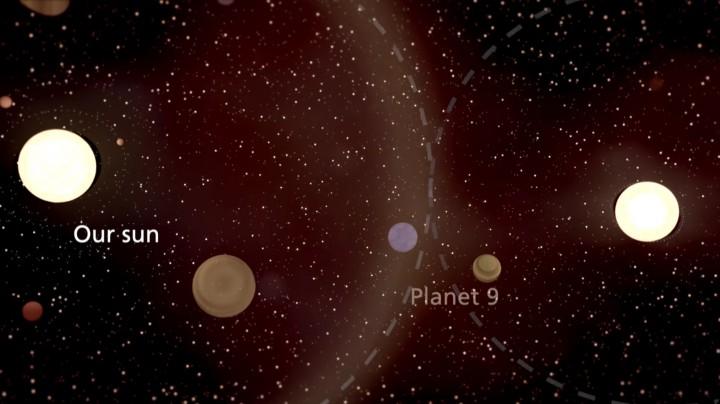 Planeta 9 foi roubado pelo nosso sistema solar, diz um estudo!