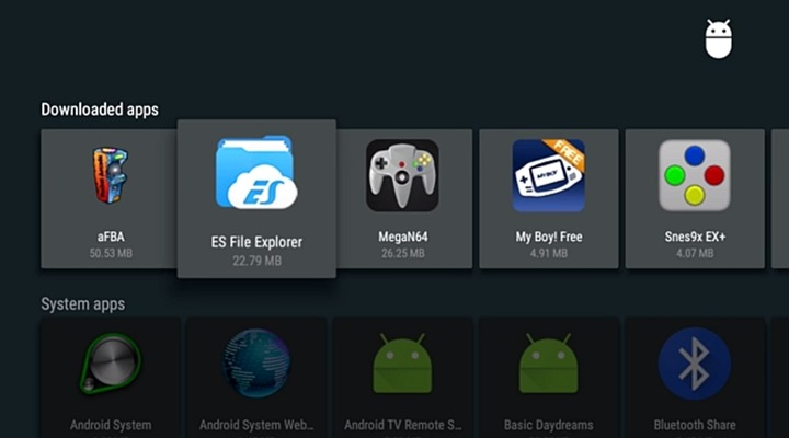 rpi-android-tv