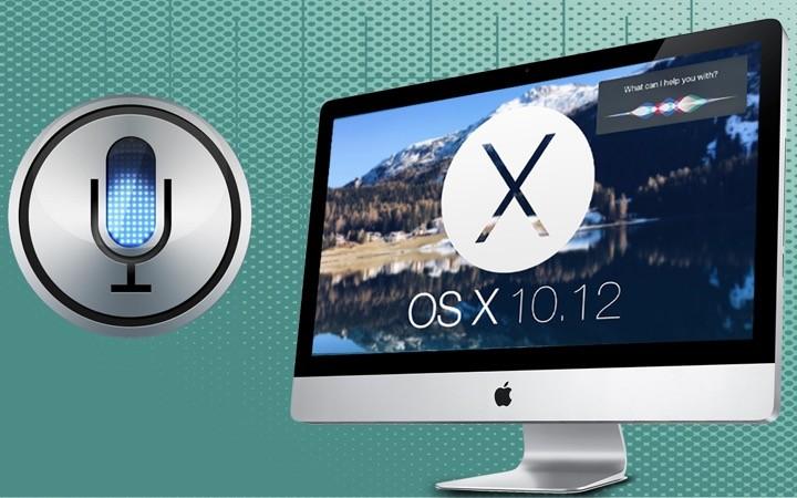 Siri OSX