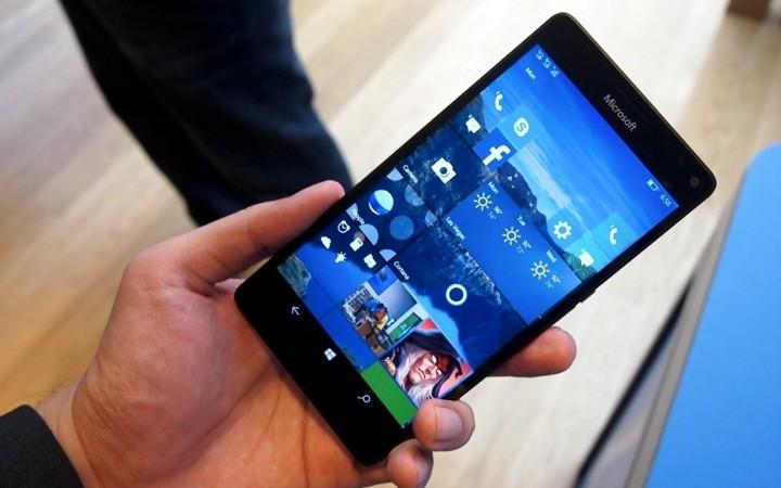 Windows 10 Mobile passou barreira dos 10% no universo Microsoft