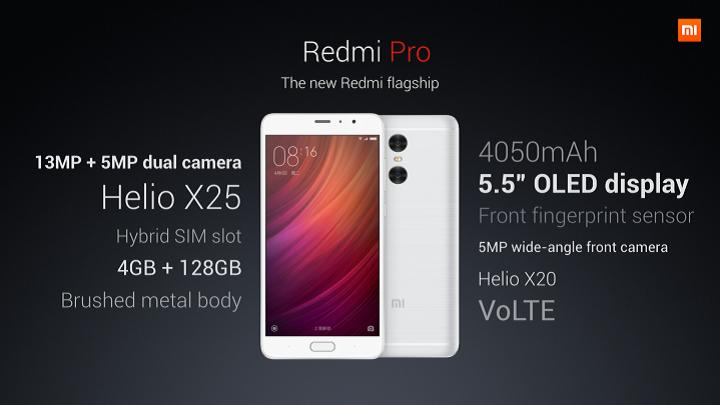 Redmi Pro – O novo flagship da Xiaomi por cerca de 200