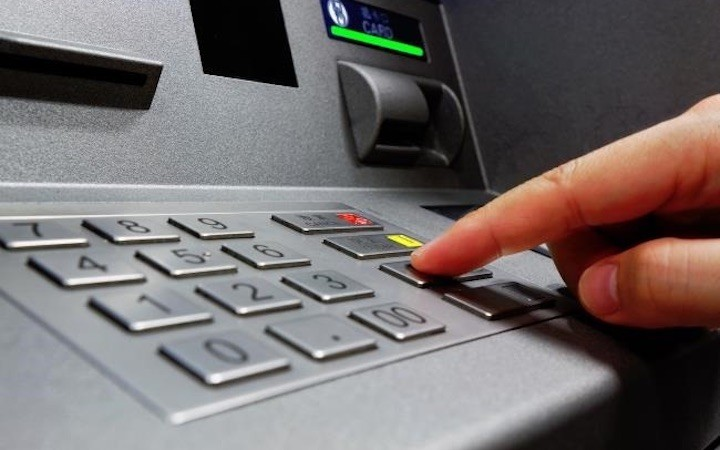Smartwach ATM