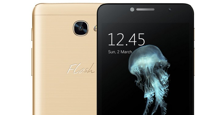 flash plus 1