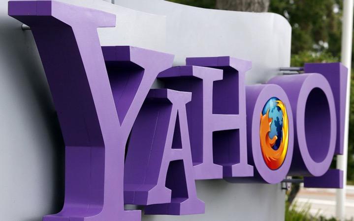 Mozilla Yahoo