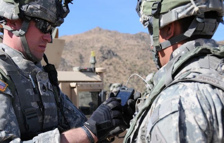 Forças Especiais dos Estados Unidos trocam Androids por iPhones