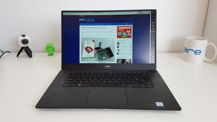 Dell Precision 5510 - ecrã