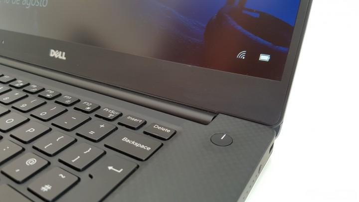 Dell Precision 5510 - power