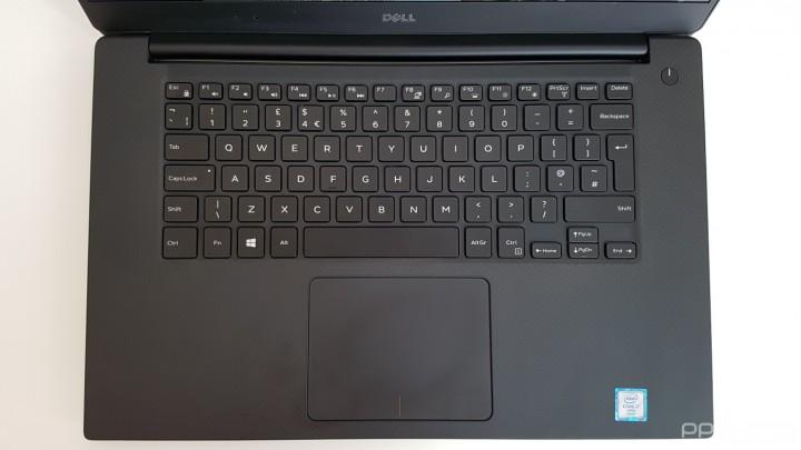 Dell Precision 5510 - teclado
