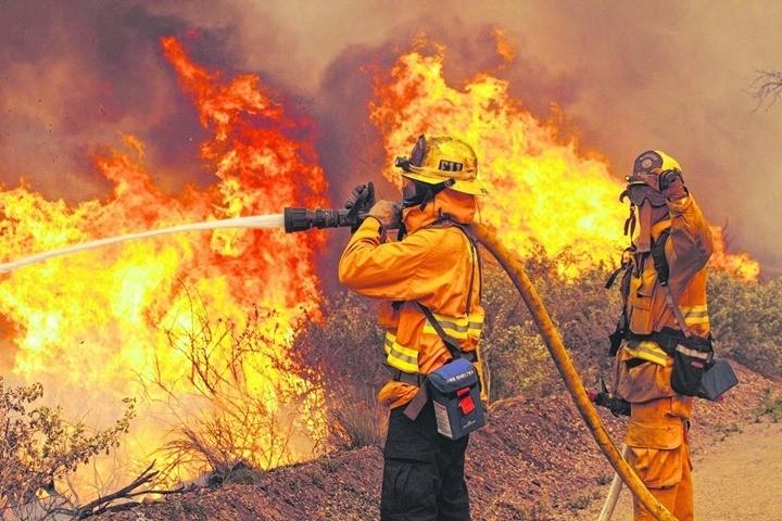 Portugal vai ter alertas de incêndios no telemóvel