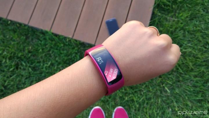 Samsung Gear Fit 2 - Análise